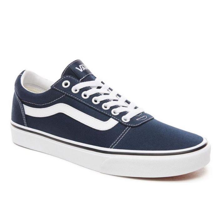 Vans Navy Ward Classic V Shoe | Kingsize.ie