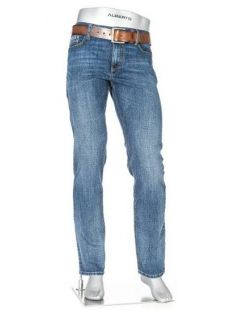 Alberto Authentic X-Tall Blue Jeans