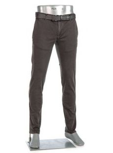 Alberto Rob X-Tall Brown Chinos