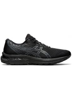 Asics Gel-Cumulus 22 Black Sports Shoe