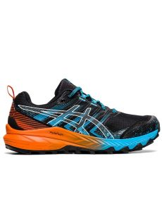 Asics Gel-Trabuco 9 Black Sports Shoe