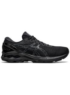 Asics Gel-Kayano 27 Black Black Runner