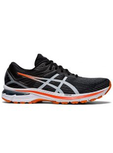 Asics Gt2000 9 Black & White Sports Shoe