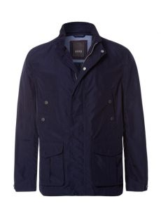 Brax X-Tall  Azur Navy Rain Jacket