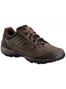 Columbia Ruckle Ridge Brown W.P. Shoe