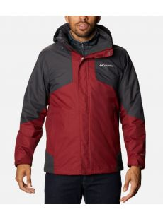 Columbia Bugaboo 2 In 1 Red Jacket