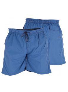 Duke Yarrow Blue Swim Shorts