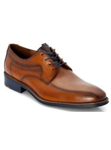 Lloyd Gerald Brandy Laced Shoe