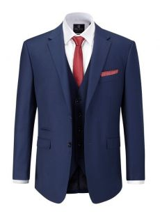 Skopes Kennedy X-Tall Blue Suit Jacket