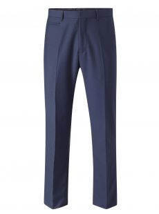 Skopes Kennedy X-Tall Blue Suit Trousers