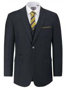 Skopes Madrid X-Tall Navy Suit Jacket