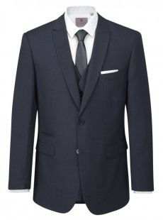 Skopes Sharpe X-Tall Blue Suit Jacket