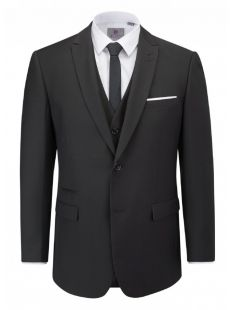Skopes Madrid Black Suit Jacket