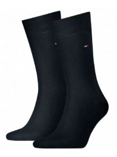Tommy Hilfiger 2-Pack Navy Logo Socks