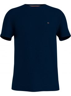 Tommy Hilfiger Back Logo Navy T-Shirt