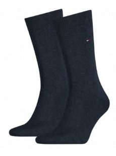 Tommy Hilfiger 2-Pack Denim Logo Socks