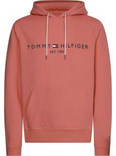 Tommy Hilfiger Salmon Logo Hoody