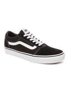 Vans Black Ward Classic V Shoe