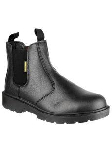 Ambler Steel Toe Slip On Boot