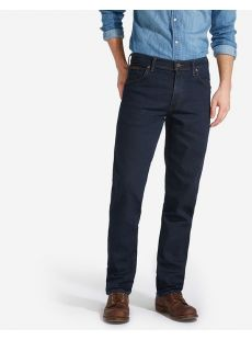 Wrangler Texas Stretch Blue Black Jean