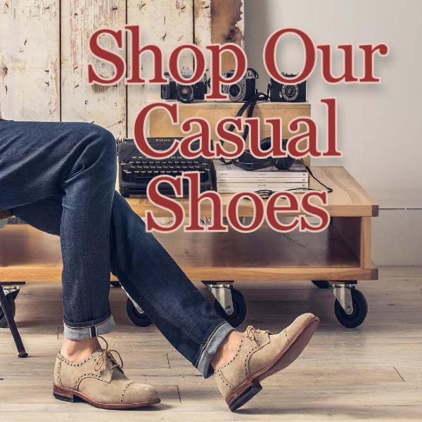 Men's Casual Shoes @Kingsize