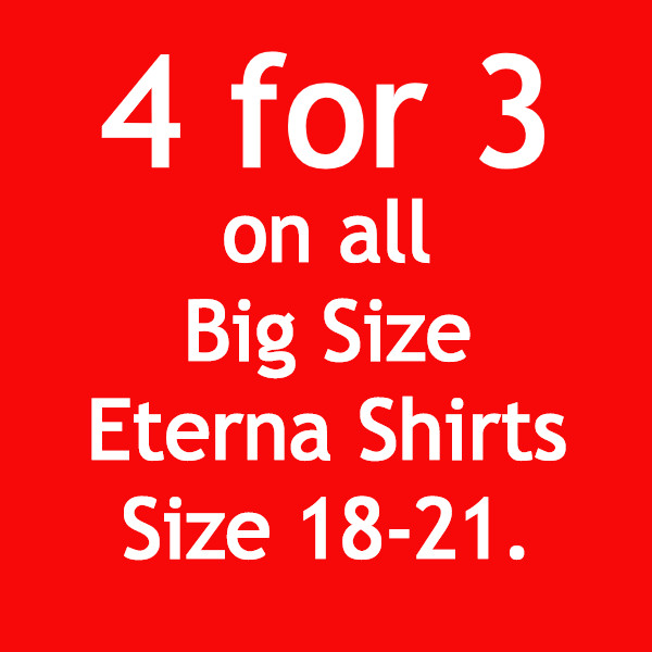 Sale Store 2XL to 8XL.